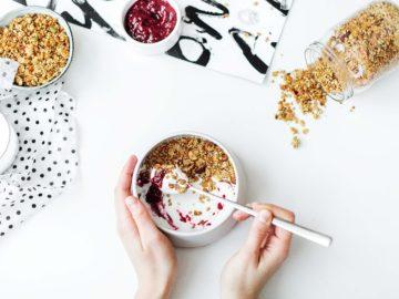 Zdrowe śniadanie do pracy