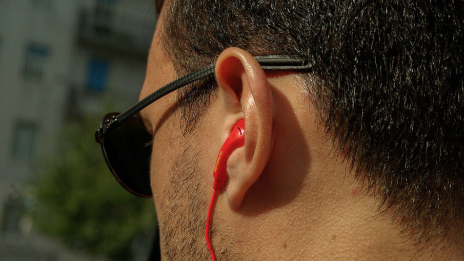 wada słuchu